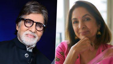 Goodbye: Neena Gupta Cast Opposite Amitabh Bachchan as His Onscreen Wife