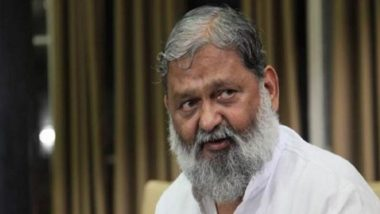 COVID-19 Lockdown Will Not Be Imposed in Haryana, Says Anil Vij Amid Reports of Exodus of Migratory Labourer's