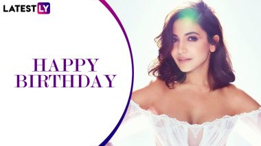 Anushka Sharma Birthday: 10 Badass Quotes by the Powerhouse Performer That Prove She Takes Nonsense From None!