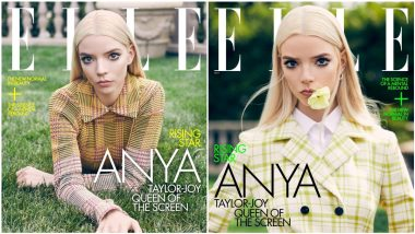 Anya Taylor-Joy Looks Poised and Powerful on Elle Magazine Covers, Check Out Photos of the Queen's Gambit Star