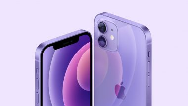 Apple iPhone 12 & iPhone 12 Mini Purple Colour Introduced in India