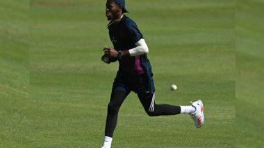 Jofra Archer Injury Update: Rajasthan Royals Speedster Ruled Out of IPL 2021, Confirms ECB