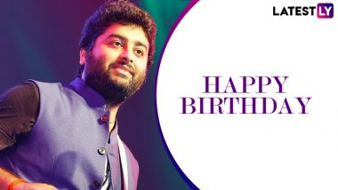 Arijit Singh Birthday: Aayat, Phir Le Aaya Dil, Khul Kabhi – 7 Underrated Songs of the Singer That Need To Be on Your Playlist ASAP!