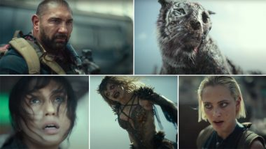 Army of the Dead Trailer Out! Zack Snyder's Zombie Film Starring Dave Bautista and Huma Qureshi Makes Undead Look Awesomely Terrifying! (Watch Video)