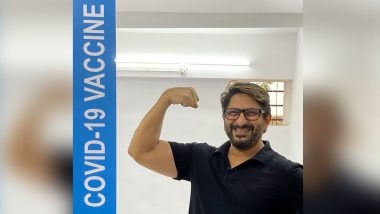 Arshad Warsi Gets His First Dose of COVID-19 Vaccine, Says 'Vaccine Lagao Immunity Badhao' (View Post)