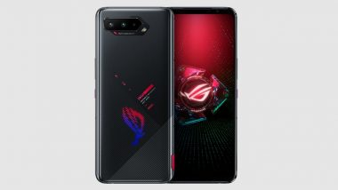 Asus ROG Phone 5 First Online Sale Today at 12 Noon via Flipkart, Check Offers Here