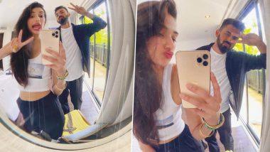 KL Rahul Turns 29! Athiya Shetty Shares Unseen Pics to Wish Rumoured Boyfriend a Happy Birthday