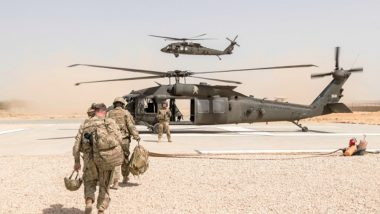 Australian Troops to Leave Afghanistan in September, Says PM Scott Morrison