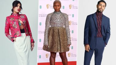 BAFTA 2021: Priyanka Chopra Jonas, Cynthia Erivo, Riz Ahmed and Others – Meet the Best Dressed Stars From the Gala Night!