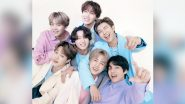 BTS for Louis Vuitton: The K-Pop Group Joins as the New House Ambassadors for LV! ARMY Go Crazy on Social Media