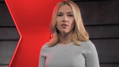 Scarlett Johansson to Receive American Cinematheque Award on November 18