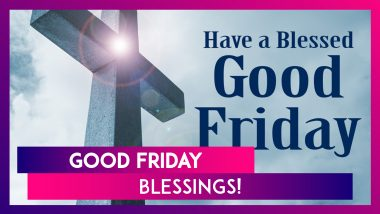 Good Friday 2021 Messages: Send Quotes and Holy Week Sayings to Honour the Crucifixion of Jesus