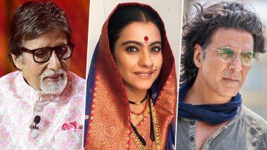Gudi Padwa 2021: Amitabh Bachchan, Kajol, Akshay Kumar and Others Wish Fans on the Festive Day!