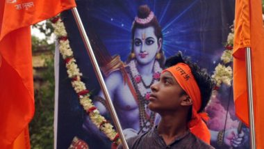 'Ram Navmi' 2021 Celebrations Scrapped in Ayodhya, No Devotees Allowed in the Temple Amid COVID-19 Pandemic