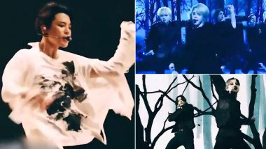 BTS' Park Jimin's Pics and Videos Go Viral After Winning DABEME's 'Best Male Dancer' for 3 Consecutive Years!