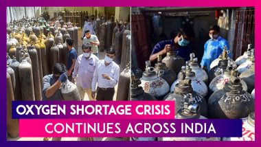 Oxygen Shortage Crisis Continues Across India: St Stephen's Hospital In Delhi, Mayo Medical In Lucknow Send SOS