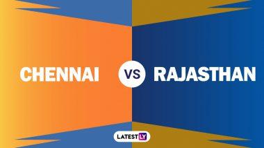 CSK vs RR Highlights of VIVO IPL 2021: Chennai Super Kings Beat Rajasthan Royals By 45 Runs