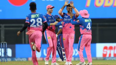 Rajasthan Royals Confirm Entire RR Contingent Have Left Delhi With Negative COVID-19 Reports After IPL 2021 Suspension, Most Have Reached Home