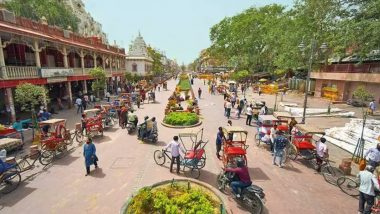 Delhi: Redevelopment of Historic Heritage Chandni Chowk Completed, CM Arvind Kejriwal To Inaugurate on April 17