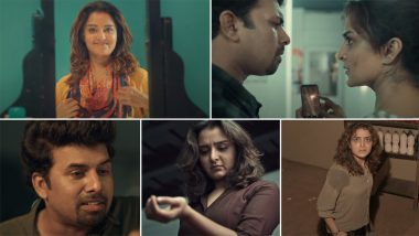 Chathur Mukham Trailer Out! Manju Warrier and Sunny Wayne's Techno-Horror Will Give You Chills (Watch Video)