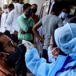 India Reports Dip in Daily COVID-19 Cases, Over 2.81 Lakh Fresh Infections, 4,106 Deaths in Past 24 Hours