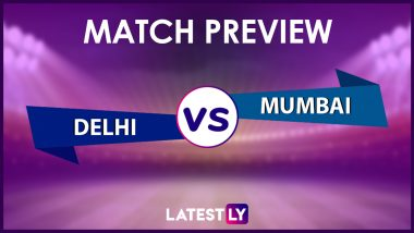 DC vs MI Preview: Likely Playing XIs, Key Battles, Head to Head and Other Things You Need To Know About VIVO IPL 2021 Match 13