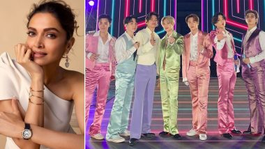 Deepika Padukone Is All Hearts As K-Pop Band BTS Becomes LV Ambassador; Is the Actress an ARMY Member?