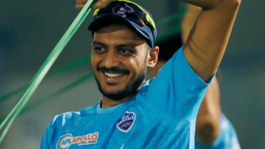 Axar Patel To Miss Start of IPL 2021: Here Are Players Who Could Replace the Delhi Capitals All-Rounder in Playing XI