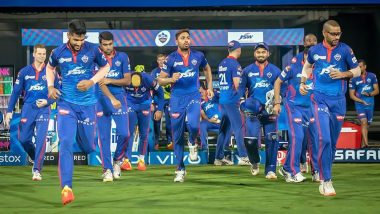DC vs RCB, IPL 2021 Live Cricket Streaming: Watch Free Telecast of Delhi Capitals vs Royal Challengers Bangalore on Star Sports and Disney+Hotstar Online