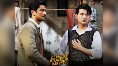 6 Years Of Detective Byomkesh Bakshy: Sushant Singh Rajput's Co-Star Meiyang Chang Pens Heartwarming Note in the Memory of the Late Actor