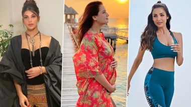 Dia Mirza Announces Pregnancy: Jacqueline Fernandez, Malaika Arora and Others Shower Love on the Actress!