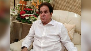 Dilip Kumar Health Update: The Veteran Actor Diagnosed With Bilateral Pleural Effusion, Doctor Confirms His Condition Is Stable