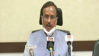 Schools, Colleges to Have Aarogya Vatika, Says UP Deputy CM Dinesh Sharma