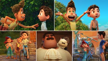 Luca Trailer Out! Disney and Pixar's Animated Movie Is Full of Fun and Adventure! (Watch Video)