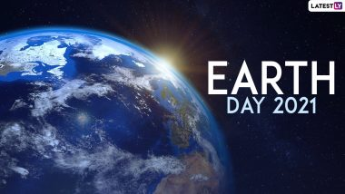 Earth Day 2021 Messages on Twitter: From Planting Trees to Sharing Stunning Pics of Nature, Here's How Netizens Create Awareness on International Mother Earth Day