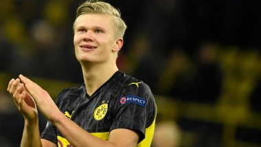 Erling Haaland Transfer News Update: Borussia Dortmund Director Michael Zorc Insists Norwegian Striker Will Stay at the Club Next Season