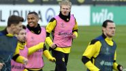 Borussia Dortmund vs Manchester City, UCL 2020-21 Quarter-Final Live Streaming Online: Where to Watch UEFA Champions League Match Live Telecast on TV & Free Football Score Updates in Indian Time?