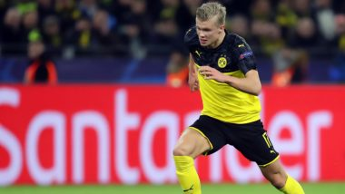 Erling Haaland Transfer News Update: Barcelona Hold Talks With Borussia Dortmund Star's Father, Agent Mino Raiola