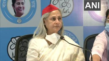 West Bengal Assembly Elections 2021: Jaya Bachchan Starts Campaigning for Trinamool Congress