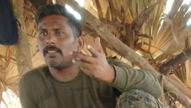 Chhattisgarh: Photo Circulated by Naxals Is of Cobra Jawan Missing in Bijapur Attack, Say CRPF Sources