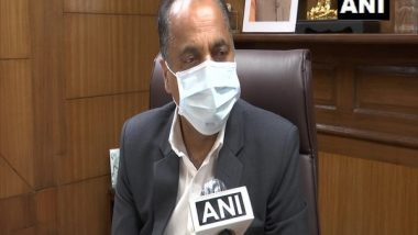 Himachal Pradesh CM Jai Ram Thakur Urges Elected Representatives To Ensure Welfare, Wellbeing of People Amid COVID-19 Pandemic