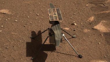 NASA's Mars Helicopter 'Ingenuity' Takes Flight, Makes First Flight on Another Planet