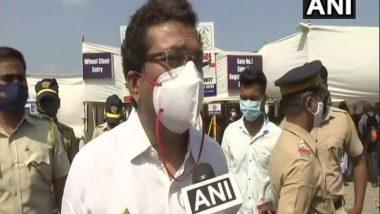 COVID-19 Vaccine Shortage in Maharashtra: Coronavirus Vaccination Halted in Mumbai's BKC Centre