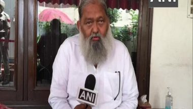 Farmers Protest: Agitation Farmers to Be Tested, Vaccinated Against COVID-19 in Haryana, Says Anil Vij