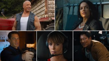 Fast and Furious 9 Trailer: Physics Goes Non-Existent As Rivalry Between Vin Diesel and John Cena Takes Some Insane Turns (Watch Video)