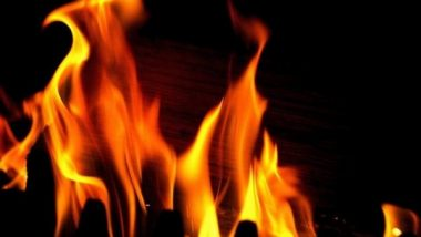 Huge Fire Breaks Out at Iran's Alcohol Production Factory, 6 Injured