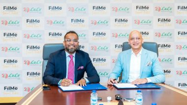 FilMe the Innovative OTT Platform Signs a Mega-Deal With Gulf's Retail Giant Lulu To Exclusively Release and Sell Movies