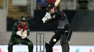 Finn Allen's Record-Breaking T20I Fifty Sees New Zealand Complete Clean Sweep Over Bangladesh
