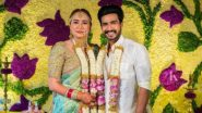 Vishnu Vishal and Jwala Gutta Are Officially Married; Check Out the Newlyweds' First Picture