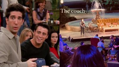 FRIENDS Reunion Behind The Scenes Pictures Are Out and We Can't Stop Our Happy Tears!